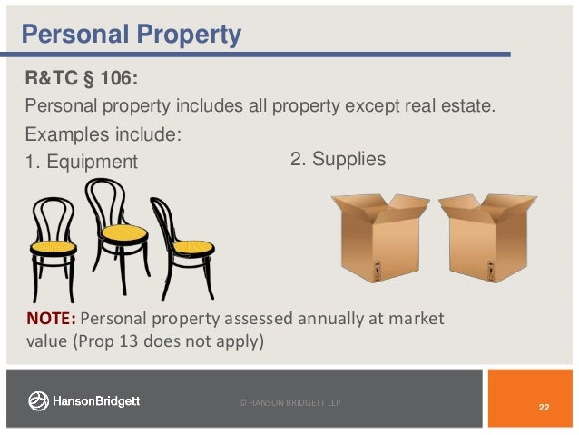 current california property tax issues