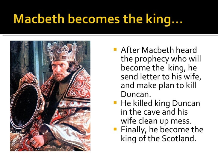 What are Macbeth's primary character traits? Please include quotes as evidence.
