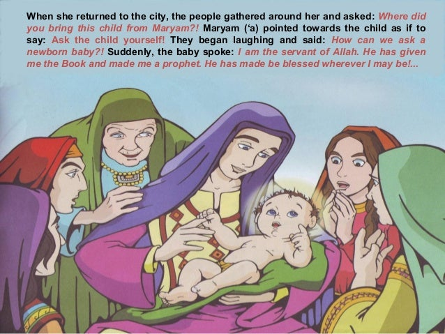 prophet isa Our history - prophet jesus (^isa) prophet jesus (^isa) is cited in the qur'an  many times jesus is the son of mary, who is the daughter of ^imran, from the.