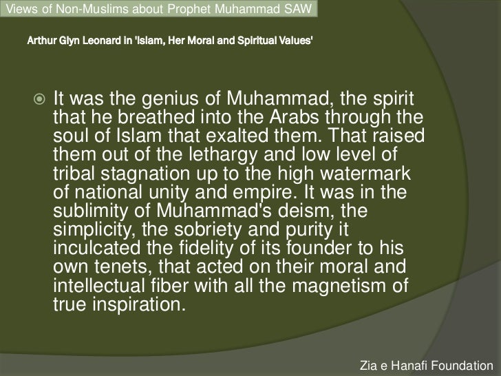 The Qur'an in Islam, its Impact and Influence on the Life of Muslims