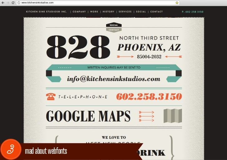 www.kitchensinkstudios.com3     mad about webfonts