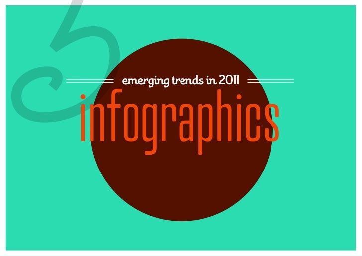5 emerging trends in 2011infographics