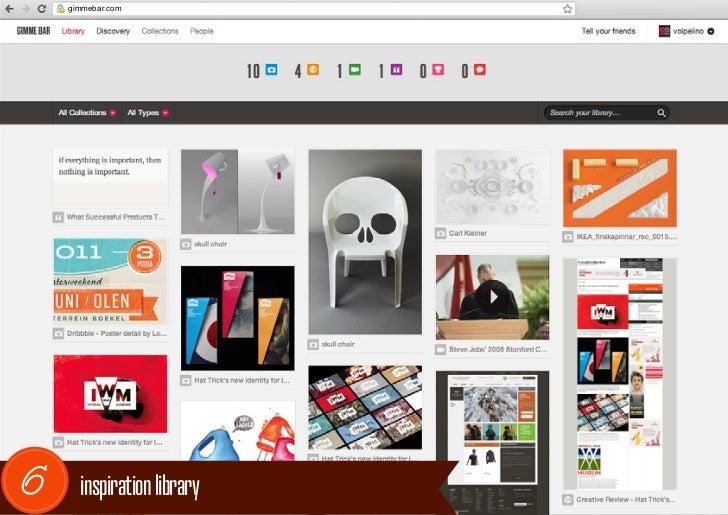 gimmebar.com6     inspiration library