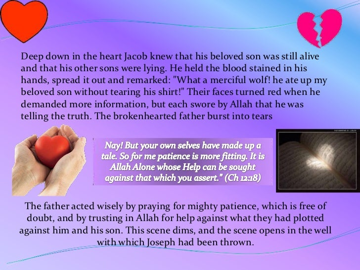 """compassion.</li></ul>Allah the Almighty declared:<br />""""We relate unto you (Muhammad) the best of stories through Our Rev..."""