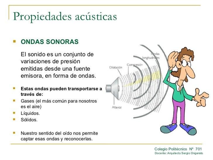 Propiedades acusticas Slide 3