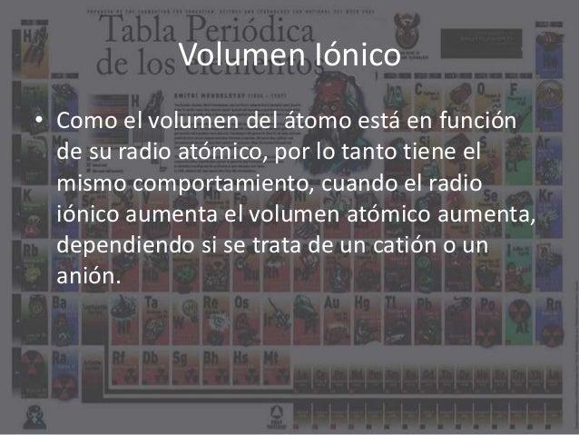 Propiedades atmicas propiedades atmicas volumen atmico 41 urtaz Image collections