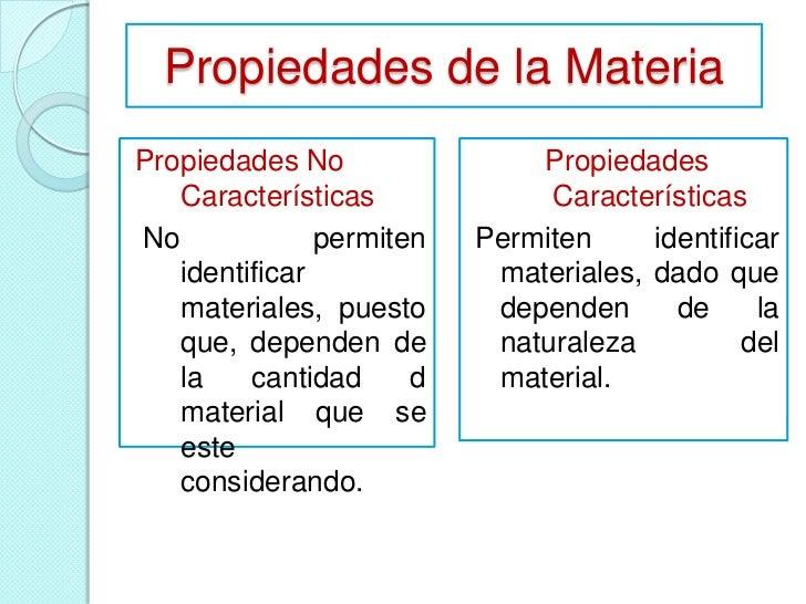 Propiedades caracter sticas de la materia for Marmol caracteristicas y usos