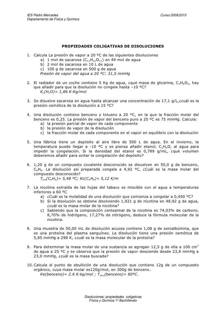 IES Pedro Mercedes                                                         Curso 2009/2010 Departamento de Física y Químic...