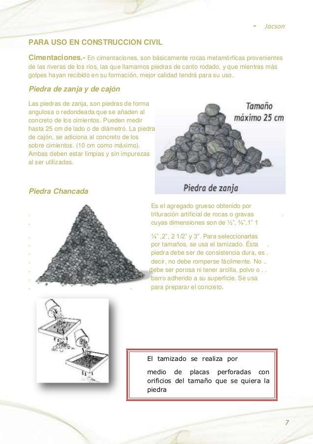 Propiedades de la piedra - Propiedades piedras naturales ...