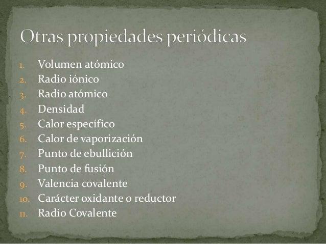 Propiedades de la tabla peridica quimica 5 1 volumen atmico 2 radio urtaz Image collections
