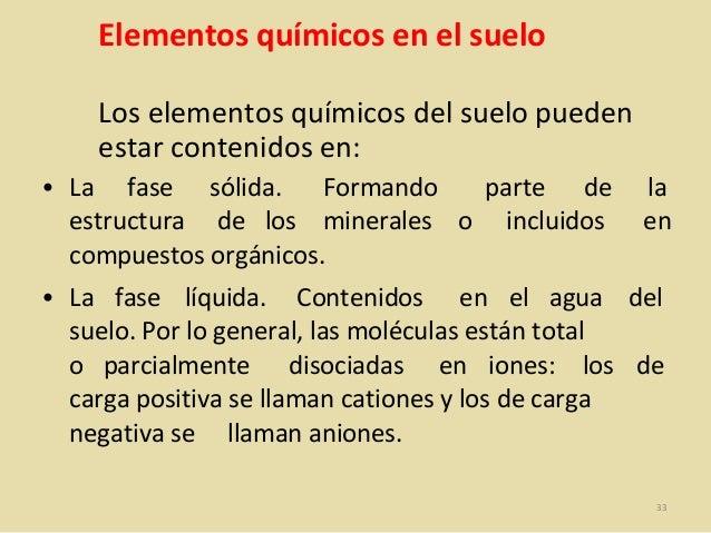 propiedades del suelo introducci n a la contaminaci n de