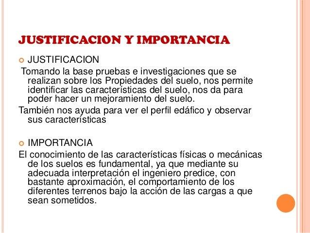 Propiedades f sica de los suelos for Importancia de los suelos