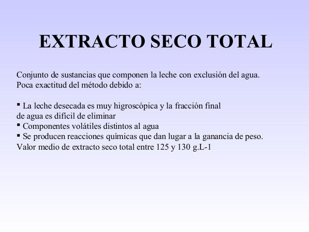 Propiedades fisicas de la leche Slide 3