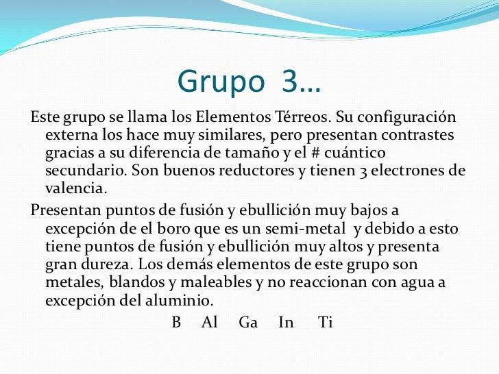 Propiedades fisicas y quimicas de los grupos grupo 2 urtaz Choice Image
