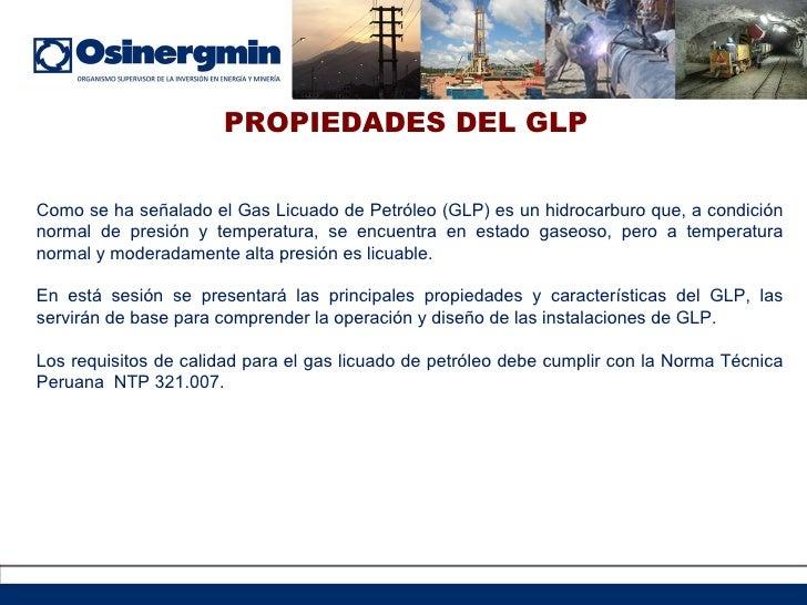 Propiedades y caracter sticas del glp for Estanques de gas licuado