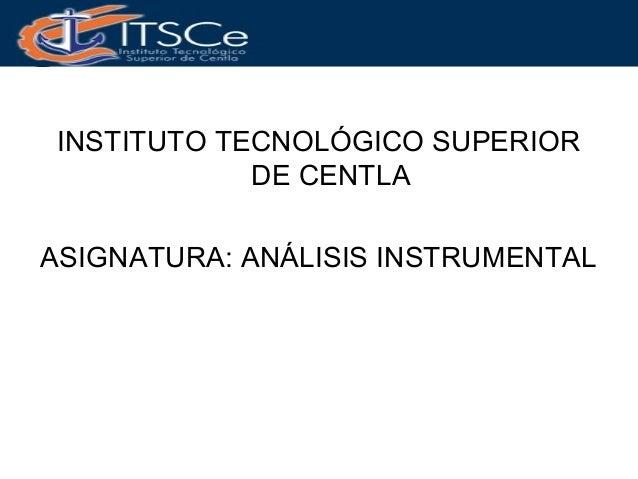 Dirección de Cadena de S uminis troDirección de Cadena de S uminis tro INSTITUTO TECNOLÓGICO SUPERIOR DE CENTLA ASIGNATURA...