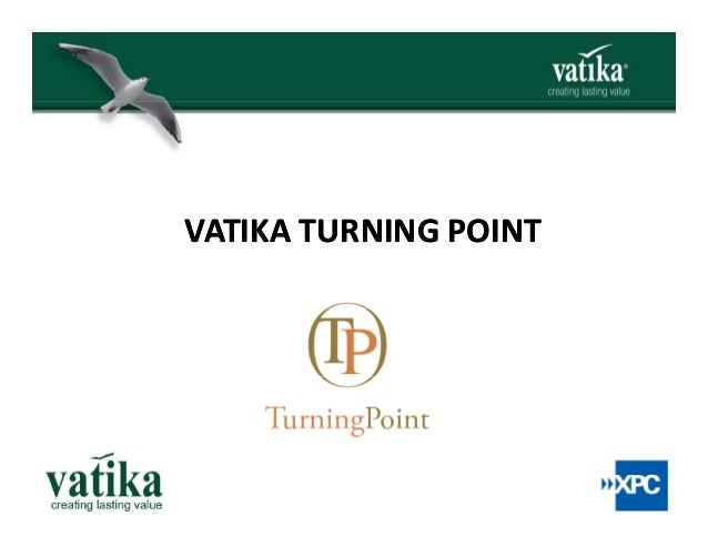 VATIKA TURNING POINTVATIKA TURNING POINTVATIKATURNINGPOINTVATIKATURNINGPOINT