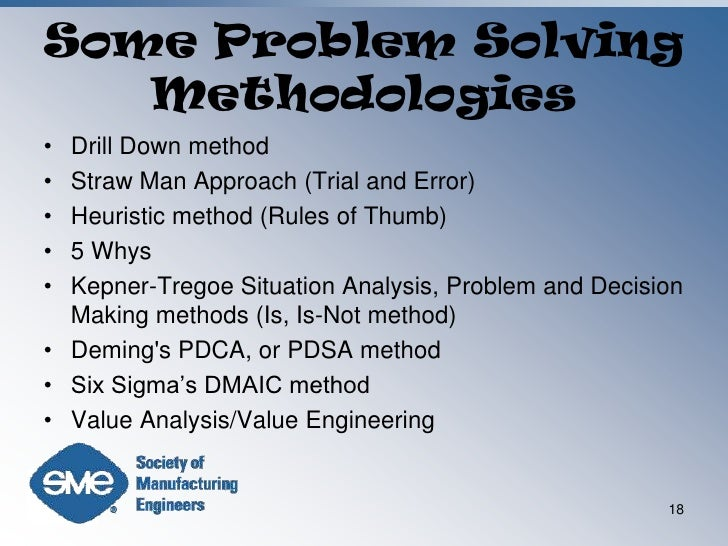 Problem Solving J Wixson