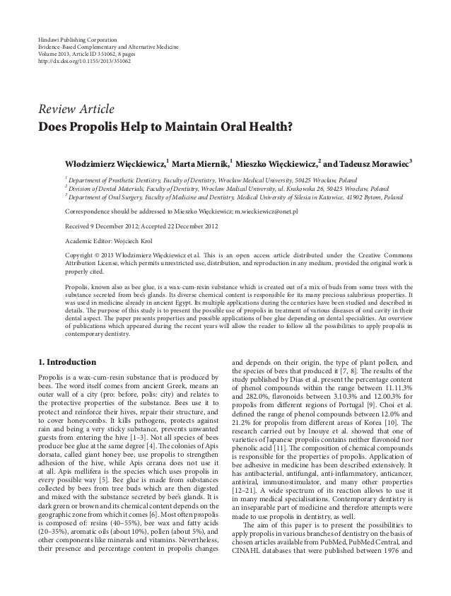 Hindawi Publishing CorporationEvidence-Based Complementary and Alternative MedicineVolume 2013, Article ID 351062, 8 pages...