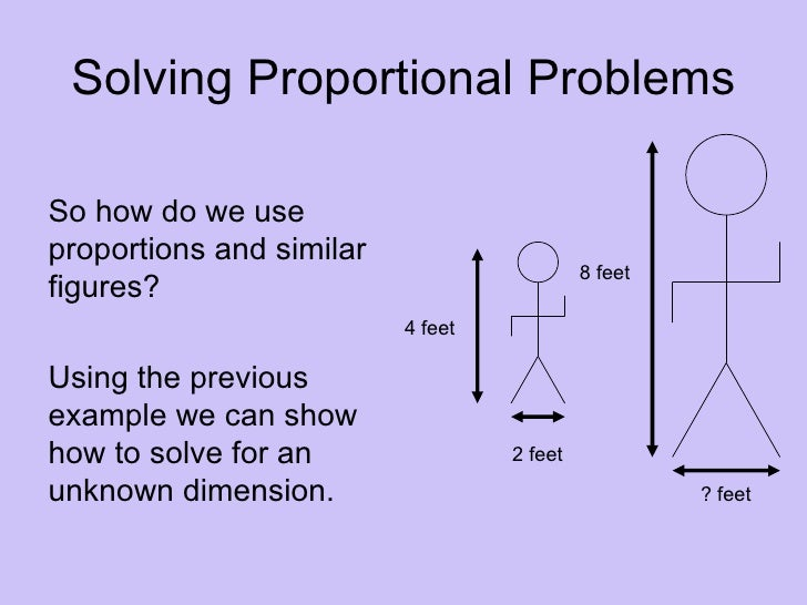 Proportional Shapes
