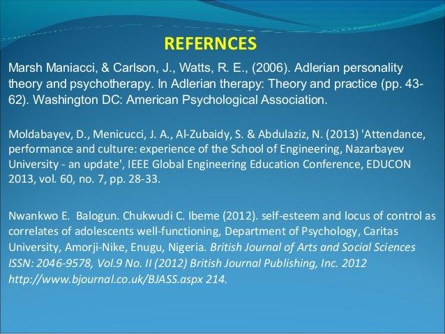 the antecedents of self esteem coopersmith pdf
