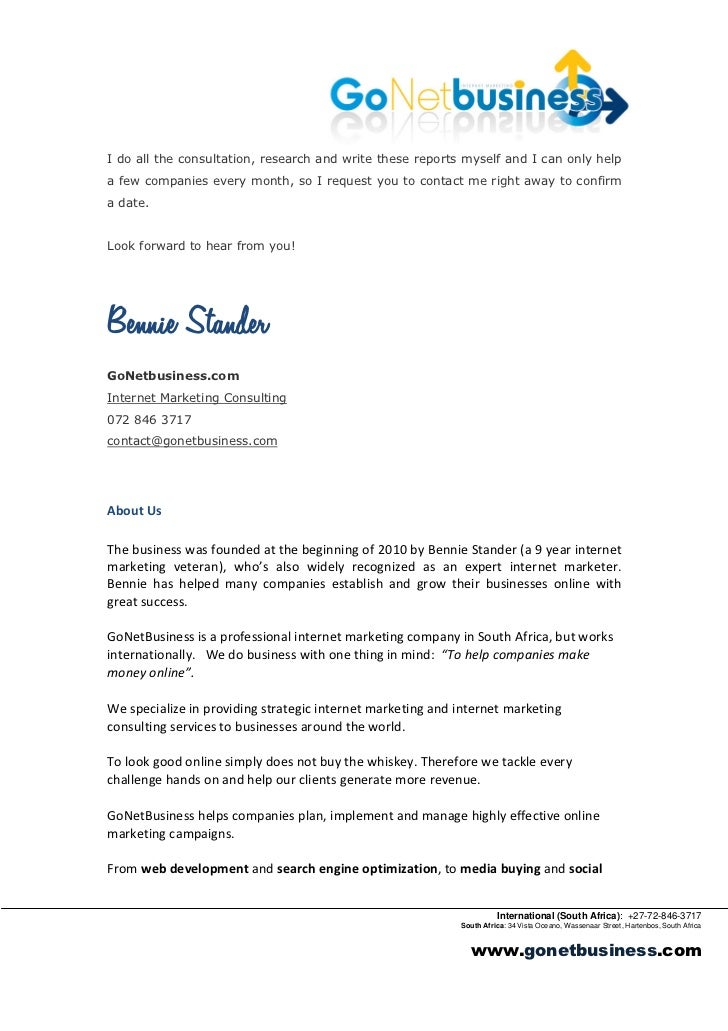 Cover Letter Seo Marketing CrossFit Bozeman Get The Free Marketing Proposal  Template And Bundle