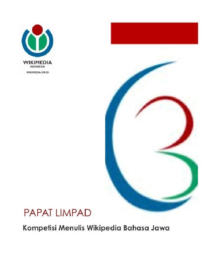 WIKIMEDIA INDONESIAWisma Bisnis Indonesia Lantai 2 Jalan KH Mas Mansyur 12A • Jakarta 10220 • IndonesiaSurat-e: info@wikim...