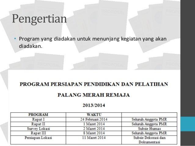 Proposal 2014 Slide 3
