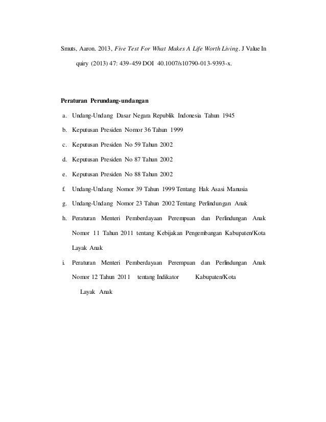 Skripsi Hukum Tata Negara Tentang Desa Pdf