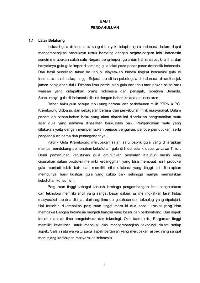 Contoh Proposal Skripsi Bab 1 Sampai Bab 3 Kumpulan Berbagai Skripsi