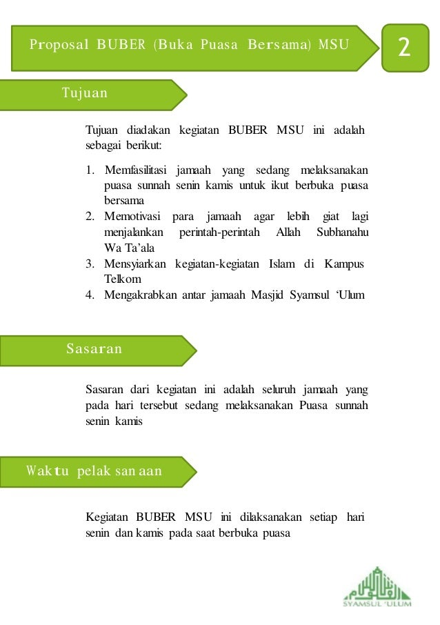 Proposal Buber Msu