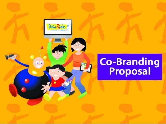 Proposal Co Branding