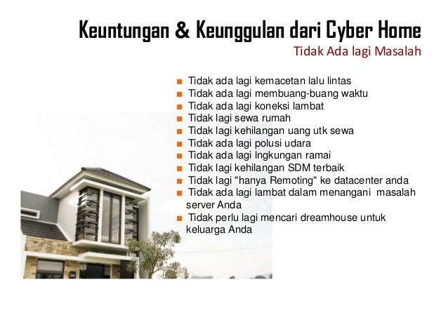 Proposal Cyberhome Indonesia