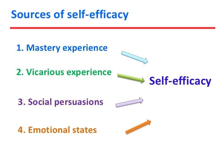 Resnick: Self-Efficacy&nbspEssay