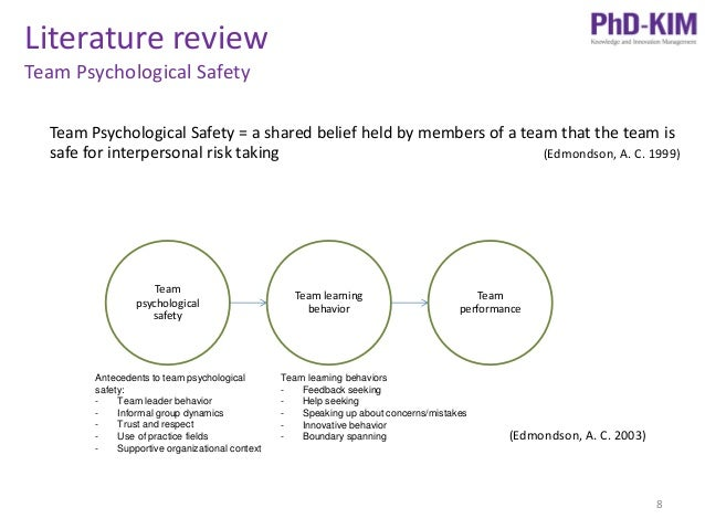 antecedents of safety performance behaviours a review Organizational behavior management in health care:  the most commonly used measures of patient safety performance  for a review of the goal.