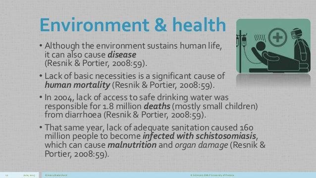 Environmental protection & awareness project proposal
