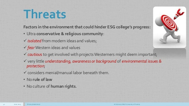 Environmental Protection Awareness Project Proposal Community O