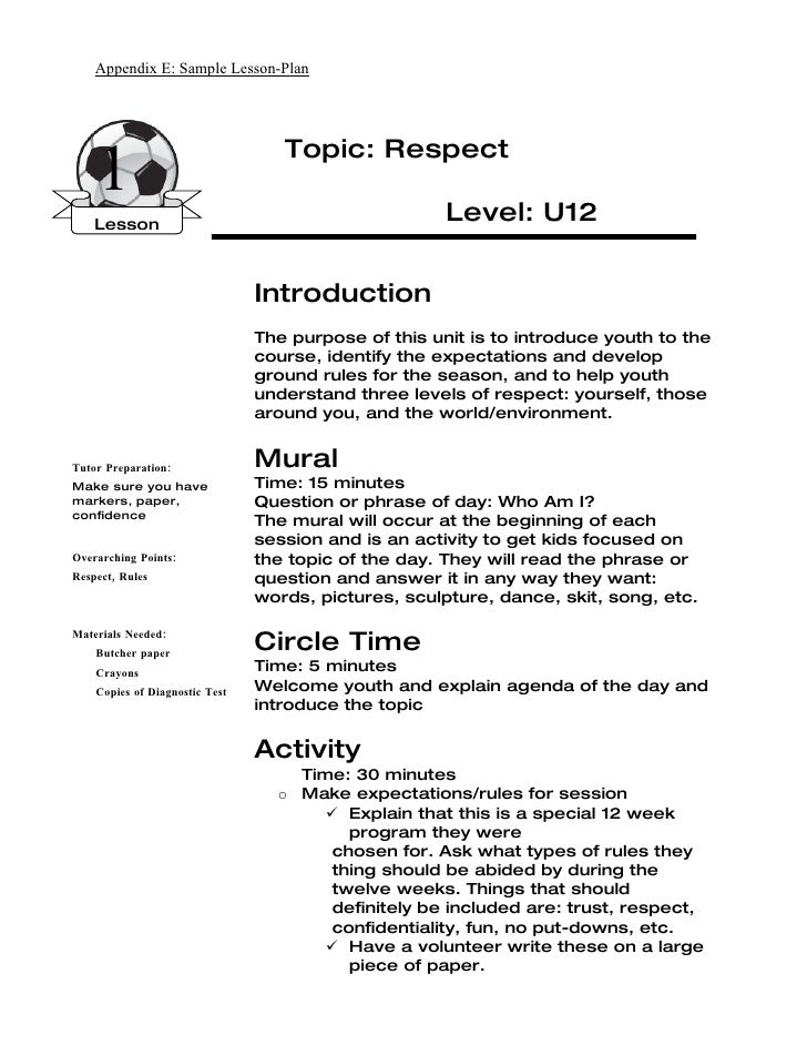 Program Proposal Template Community  Community Foundation