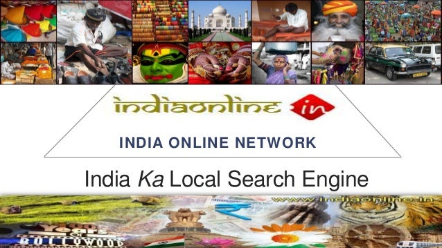 India Ka Local Search Engine INDIA ONLINE NETWORK