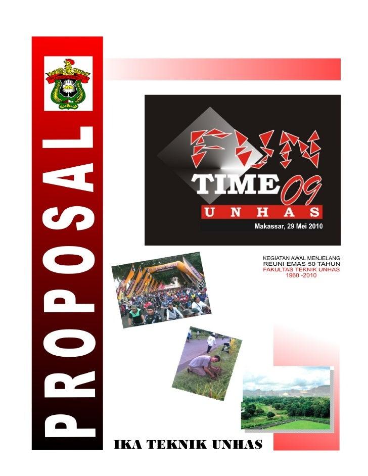 Proposal Fun Time 09