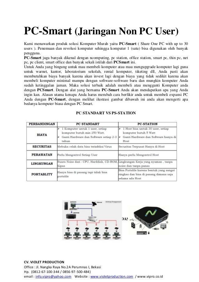 CV. VIOLET PRODUCTION Office : Jl. Nangka Raya No.2A Perumnas I, Bekasi Hp. (0812-67-100-344 / 0856-97-500-484) email : in...