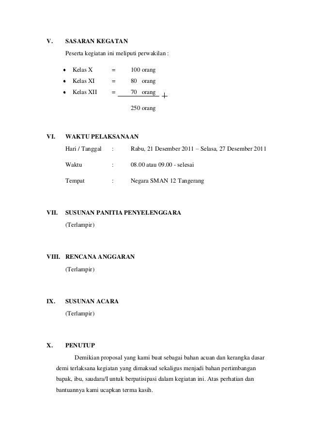 Proposal CFD Bandung