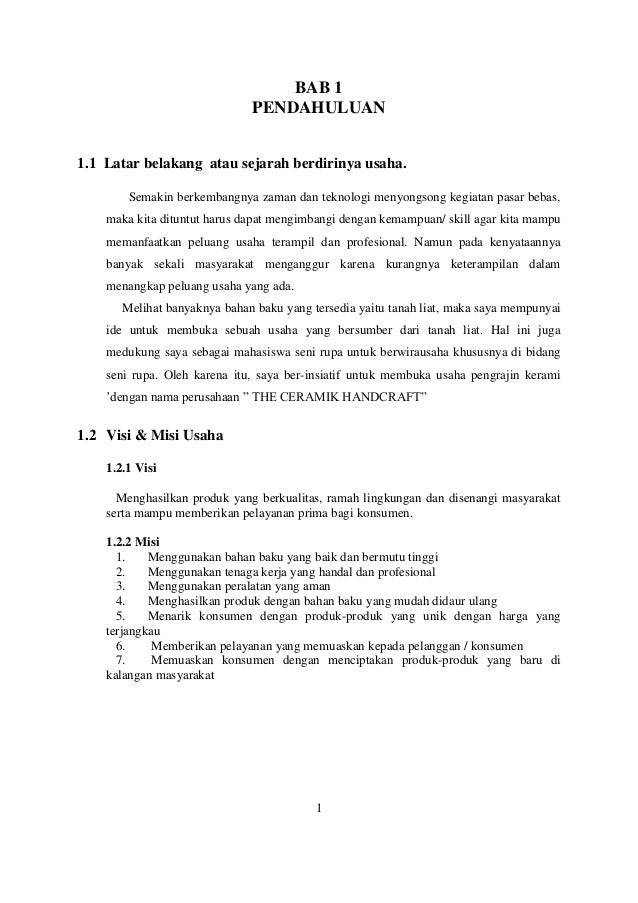 Proposal Keramik Olehhotboyma