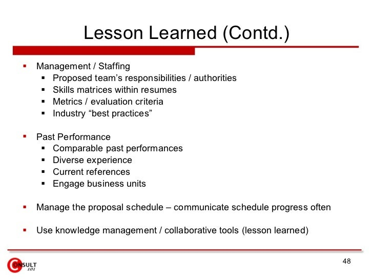lessons learned about effective people management practices Effective managers delegate it is essential for their development that you let your staff take on tasks and projects in previous lessons we have considered the importance of staff recruitment and retention we have learnt how to use appraisals as an effective performance management tool.