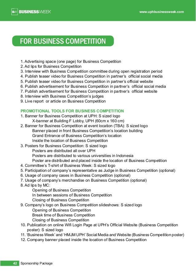 Advertising business proposal roho4senses advertising business proposal thecheapjerseys Choice Image