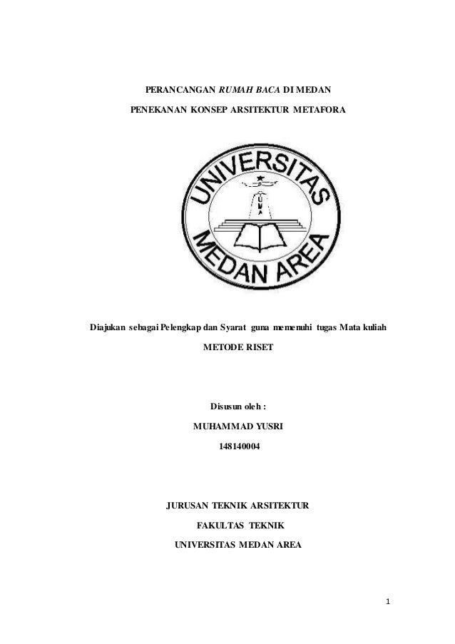 Proposal Perencanaan Pembangunan Rumah Baca