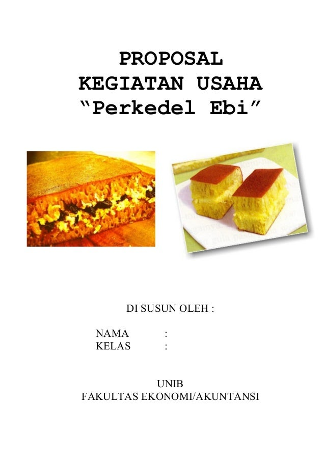 contoh business plan martabak manis