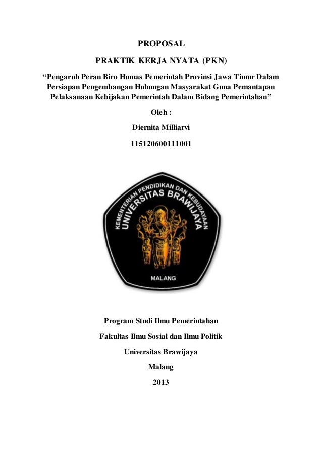 Proposal Pkn