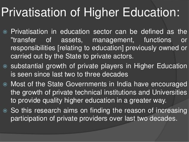 Affirmative action in higher education essay