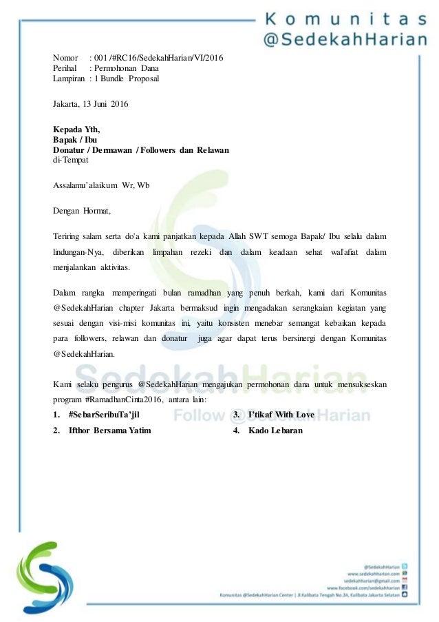 proposal ramadhancinta2016 1437h